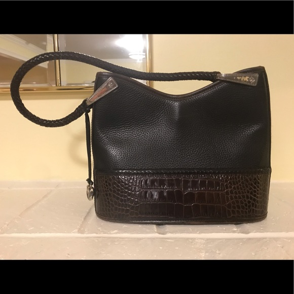 Brighton Handbags - Brighton leather purse excellent shape